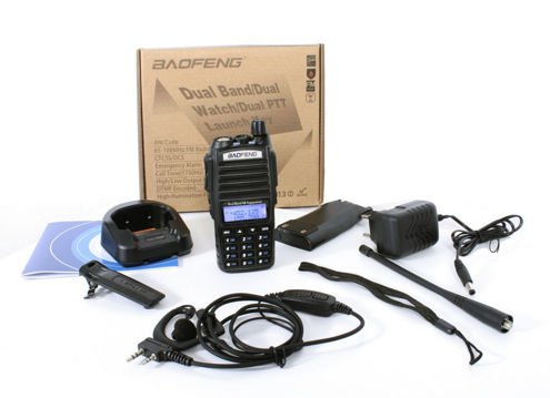 Radiotelefon Baofeng UV 82 UP 8wat