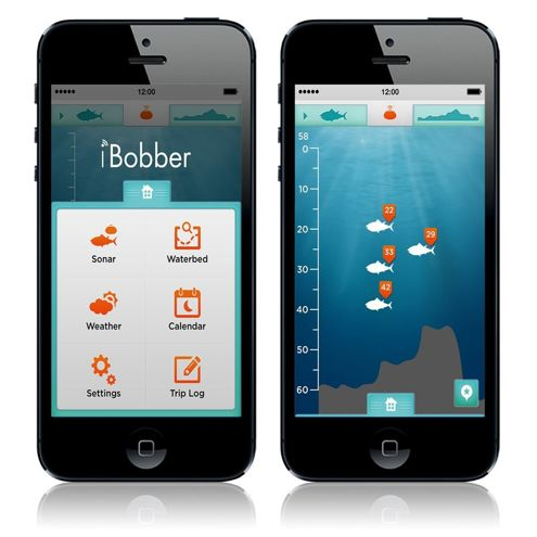 iBobber ECHOSONDA BLUETOOTH FISH FINDER APPLE