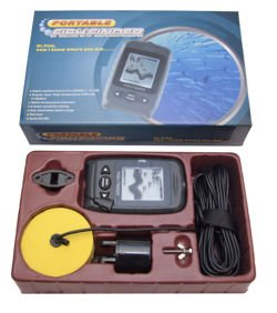 Echosonda Fish Finder FD06